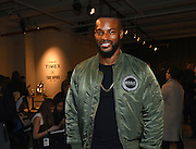Tyson Beckford poses for a photo before the Todd Snyder Fall 2016 show, introducing the Timex x Todd Snyder partnership, at New York Fashion Week: Men's, Thursday, Feb. 4, 2016.  (Diane Bondareff/AP Images for Timex)