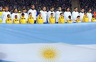 FUDBAL, JOHANEZBURG, 20. Jun. 2010. -  Utakmica osmine finala Svetskog prvenstva u fudbali izmedju Argentine i Meksika. Foto: Nenad Negovanovic