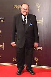 James Lipton bei der Ankunft zur Verleihung der Creative Arts Emmy Awards in Los Angeles / 110916 <br /> <br /> *** Arrivals at the Creative Arts Emmy Awards in Los Angeles, September 11, 2016 ***