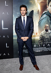 Shawn Levy at the Los Angeles premiere of 'Arrival' held at the Regency Village Theater in Westwood, USA on November 6, 2016.