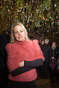 BAY GARNETT, Fashion and Gardens, The Garden Museum, Lambeth Palace Rd. SE!. 6 February 2014.