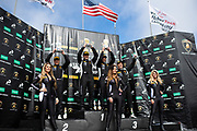 September 13-15, 2019: Lamborghini Super Trofeo, Laguna Seca. 08 Mel Johnson, GMG Racing, Newport Beach, Lamborghini Huracan Super Trofeo EVO, 3 Randy Sellari, Dream Racing Motorsport, Palmyra, Lamborghini Huracan Super Trofeo EVO, 36 Matt Dicken, Change Racing, Charlotte, Lamborghini Huracan Super Trofeo EVO