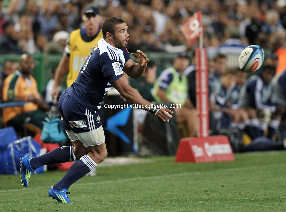 Bryan Habana of the Stormers<br /> <br /> &copy;Ryan Wilkisky/BackpagePix