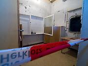 Room for keys inside the Honecker Bunker in Prenden.