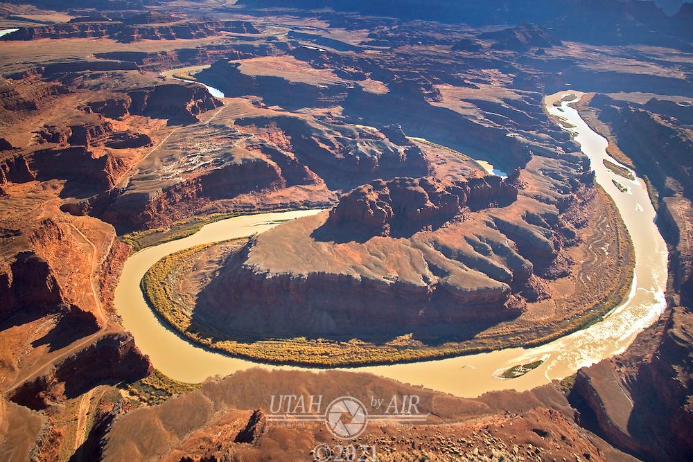 Dead Horse Pointon the Colorado River, Utah