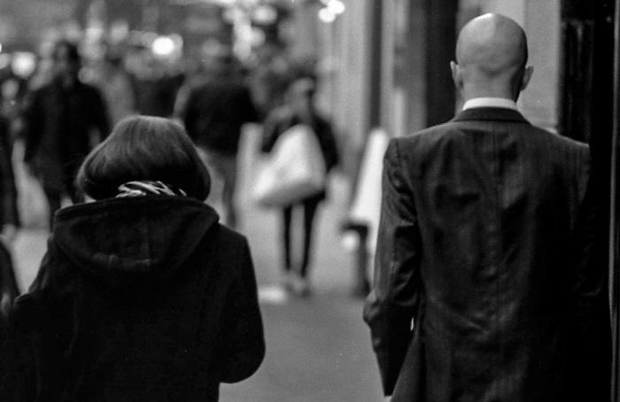 Two strangers walking www.andersonsmithphotography.net