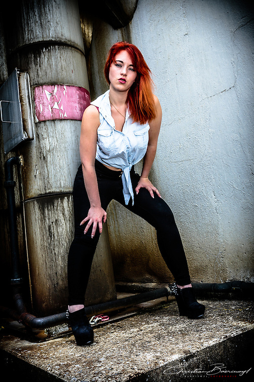 Urban Fire. Watch your fingers! If you get to close, she will burn you alive. July 2014.