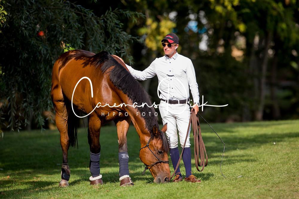 Lindelöw Douglas, SWE, Cheldon<br /> Brussels Stephex Masters<br /> © Hippo Foto - Sharon Vandeput<br /> 31/08/19