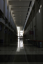 08 February 2012:McCormick Place West Concourse, McCormick Place, Chicago Illinois