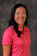 Ki-Shui Liao during portrait session prior to the second stage of LPGA Qualifying School at the Plantation Golf and Country Club on Oct. 6, 2013 in Vience, Florida. <br /> <br /> <br /> ©2013 Scott A. Miller