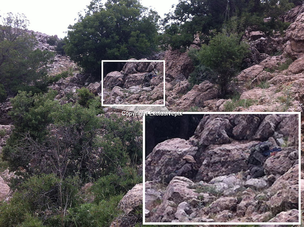 Can you find... Too late, you're dead: See if you can spot the two incredible elite Israeli army assassins blending into the landscape before they open fire<br /> <br /> Too late, you're dead.<br /> If you haven't already spotted the two heavily-armed men hidden in this picture, it could be curtains for you.<br /> These elite Israeli army assassins, pictured on rocky ground in the north of the country, are trained to blend into the landscape so well you're unlikely to even know they're there. That is until you have a bullet in you.<br /> <br /> So, be quick because you only have a couple of seconds - at most - before they could pull a trigger. <br /> Founded in 1956, the Egoz reconnaissance unit of the Israeli Defense Force is a special unit trained in guerilla tactics. Its battalion is part of the Northern Command's Golani Brigade.<br /> Their training starts with basic exercises, then advanced exercises, and unit marches, after which each soldier is interviewed by Israeli intelligence to determine if he should be screened out from the second phase of training.<br /> <br /> It is in the second phase when recruits learn camouflage warfare plus various kinds of assaults, land navigation, jeep driving, counter-terrorism, parachuting, reconnaissance and the alpine warfare.<br /> Sometimes they operate in cities. But sometimes, as seen above, they hide on the hills. Watching. Waiting.<br /> So, we'll ask again, have you found them yet? There are two of them, they are camouflaged, and the picture below might help you out.<br /> <br /> Photo Shows: IDF soldiers from the elite Egoz reconnaissance unit -- guerrilla warfare specialists -- blend into the landscape of northern Israel. Can you spot them? (Hint: There are two soldiers in this photo.)<br /> &copy;Exclusivepix