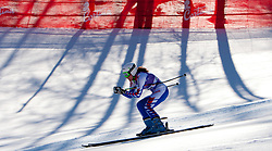 13.01.2012, Pista Olympia delle Tofane, Cortina, ITA, FIS Weltcup Ski Alpin, Damen, Abfahrt, 2. Training, im Bild Marion Pellissier (FRA) // Marion Pellissier of France during ladies downhill 2nd training of FIS Ski Alpine World Cup at 'Pista Olympia delle Tofane' course in Cortina, Italy on 2012/01/13. EXPA Pictures © 2012, PhotoCredit: EXPA/ Johann Groder