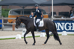 Van Lierop Robin, NED, Zum Gluck RS2 Old<br /> World Championship Young Dressage Horses - Ermelo 2019<br /> © Hippo Foto - Dirk Caremans<br /> Van Lierop Robin, NED, Zum Gluck RS2 Old