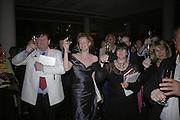 STEPHEN DAGG AND RACHEL LETHBRIDGE, Royal Festival Hall First Night Gala. Southbank Centre. London. 11 June 2007.  -DO NOT ARCHIVE-© Copyright Photograph by Dafydd Jones. 248 Clapham Rd. London SW9 0PZ. Tel 0207 820 0771. www.dafjones.com.