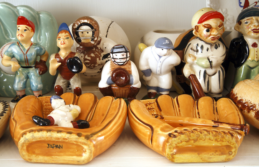 Baseball Collection: Ceramic Items