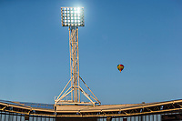 ALKMAAR, 19-05-2017, AZ - FC Groningen,  AFAS Stadion, 4-1, lichtmast, luchtballon