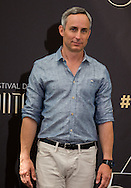 Wallace Langham attends photocall at the Grimaldi Forum on June 9, 2014 in Monte-Carlo, Monaco.
