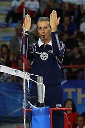 Italian referee Fabrizio Pasquali