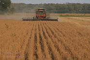 10: FARMS SOYBEAN HARVEST