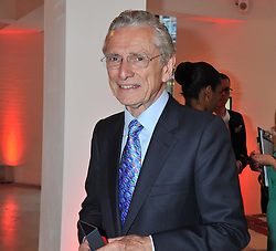 SIR NORMAN FOWLER at a dinner in aid The Journalism Foundation held at Philips De Pury & Company, Howick Place, London, SW1 on 22nd May 2012.