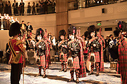The 170th Royal Caledonian Ball 2018. In aid of various Scottish charities. Grosvenor House Hotel. 4 May 2018