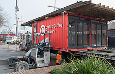 Christchurch-Restart container mall on the move