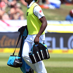 Durban South Africa - December 28,  Kagiso Rabada of South Africa during the match between South Africa  and England day 3 of the 1st test , 28 December 2015. (Photo by Steve Haag) images for social media must have consent from Steve Haag