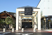 South Coast Plaza East Entrance