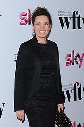 Olivia Colman during the Women In Film & Television Awards 2012 held at the Hilton, London, England, December 7, 2012. Photo by Chris Joseph / i-Images.