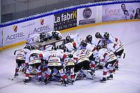 Groupe Briancon  - 06.01.2015 - Hockey sur glace - Rouen / Briancon - 1/2Finale Coupe de France-<br /> Photo : Dave Winter / Icon Sport