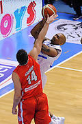 Phil Goss<br /> Enel New Basket Brindisi - Openjobmetis Pallacanestro Varese<br /> Lega Basket Serie A 2016/2017<br /> Brindisi 12/02/2017<br /> Foto Ciamillo-Castoria