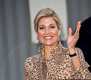 Queen Maxima attends digital Workshop, 22-11-2016
