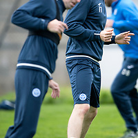 St Johnstone training…25.08.17<br />