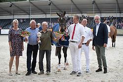 088, Kalimero D<br /> KWPN Kampioenschappen - Ermelo 2018<br /> © Hippo Foto - Dirk Caremans<br /> 17/08/2018