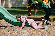 Children at play, Pukekohe North Primary School.<br />