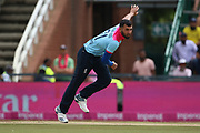 Saqib Mahmood  during the One Day International match between South Africa and England at Bidvest Wanderers Stadium, Johannesburg, South Africa on 9 February 2020.