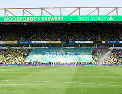 The Barclay End before Kick Off - Mandatory by-line: Phil Chaplin/JMP - 24/08/2019 - FOOTBALL - Carrow Road - Norwich, England - Norwich City v Chelsea - Premier League