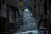 in Cajamarca, Peru, Wednesday, October, 2015. (Bloomberg Photo/ Dado Galdieri)