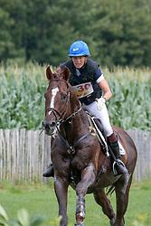 Donckers Karin (BEL) - Lamicell Charizard<br /> World Equestrian festival CHIO Aachen 2011<br /> © Hippo Foto - Scudo Beatrice
