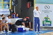 DESCRIZIONE : Cagliari Qualificazioni Europei 2011 Italia Belgio<br /> GIOCATORE : Giampietro Ticchi Coach<br /> SQUADRA : Nazionale Italia Donne<br /> EVENTO : Qualificazioni Europei 2011<br /> GARA : Italia Belgio<br /> DATA : 20/08/2010 <br /> CATEGORIA : Delusione<br /> SPORT : Pallacanestro <br /> AUTORE : Agenzia Ciamillo-Castoria/M.Gregolin<br /> Galleria : Fip Nazionali 2010 <br /> Fotonotizia : Cagliari Qualificazioni Europei 2011 Italia Belgio<br /> Predefinita :