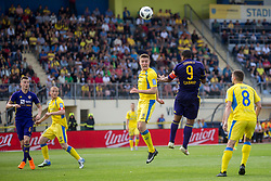 Marcos Tavares of NK Maribor during football match between NK Domzale and NK Maribor in Round #32 of Prva liga Telekom Slovenije 2017/18, on May 9, 2018 in Sports park Domzale, Domzale, Slovenia. Photo by Urban Urbanc / Sportida