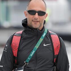 Brazil Rio de Janeiro 2. August 2016 Marina di Gloria, Rio 2016 Olympic Games<br /> Preparation day<br /> Tom Reulein<br /> <br /> ©Jürg Kaufmann go4image.com