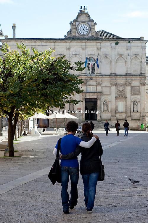 Matera (MT) 12/11/2010 - Scorci di Matera.