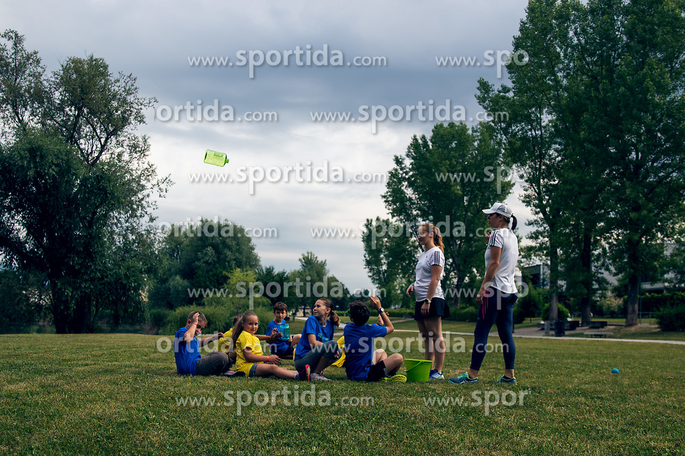 9. skupinski tek - Poletni tek, on the 22th of June 2019, Ljubljana, Slovenia. Photo by Matic Ritonja / Sportida