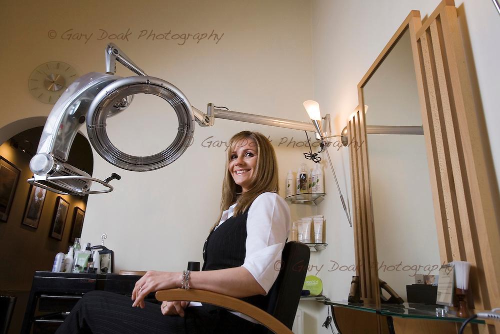 Donna Christie,hairdresser