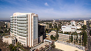 Ronald Reagan Federal Building in Downtown Santa Ana