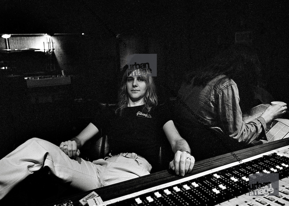 Rush Studio - London 1978