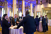 AppDirect hosts its Road Show conference at the Westin St. Francis in San Francisco, California, on January 23, 2018. (Stan Olszewski/SOSKIphoto)