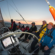 Ida Lewis Yacht Club's signature overnight competition, the Ida Lewis Distance Race celebrates its 10th Anniversary in 2014. Featuring four coastal race courses between 104 nm and 177 nm, the Ida Lewis Distance Race is the perfectly designed overnighter for IRC, PHRF, One Design, Multihull and Double-Handed boats of 28 feet or longer. Its round-trip course starts and finishes off the historic Ida Lewis Yacht Club and includes turning marks at Castle Hill, Brenton Reef, Block Island, Montauk Point, Martha's Vineyard and Buzzards Tower.