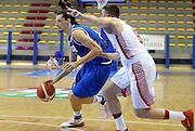 LIGNANO SABBIADORO, 07 LUGLIO 2015<br /> BASKET, EUROPEO MASCHILE UNDER 20<br /> ITALIA-CROAZIA<br /> NELLA FOTO: Alessandro Spatti<br /> FOTO FIBA EUROPE/CASTORIA